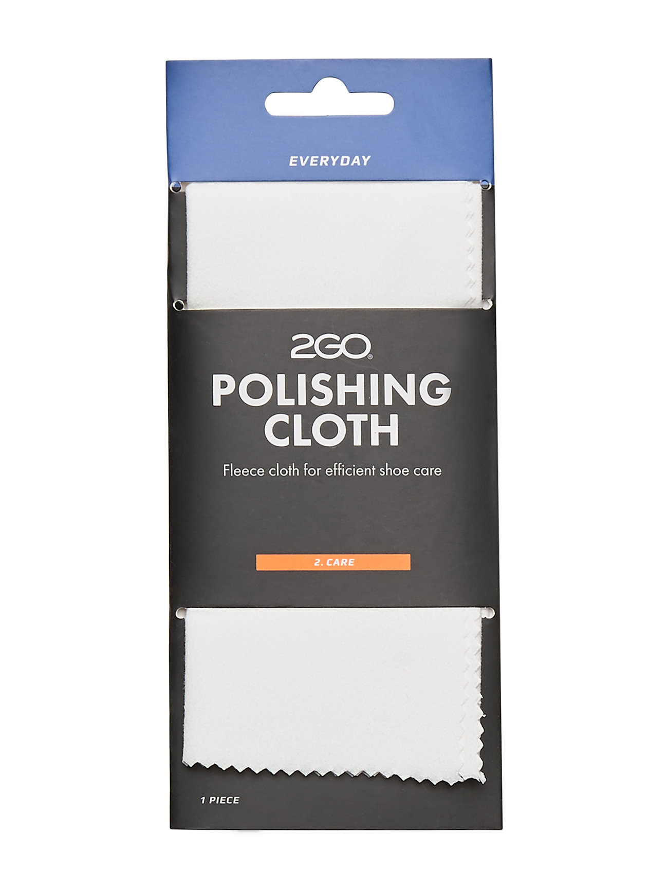 Image of 2go Polishing Cloth Skopleje Sort 2GO (3486967771)