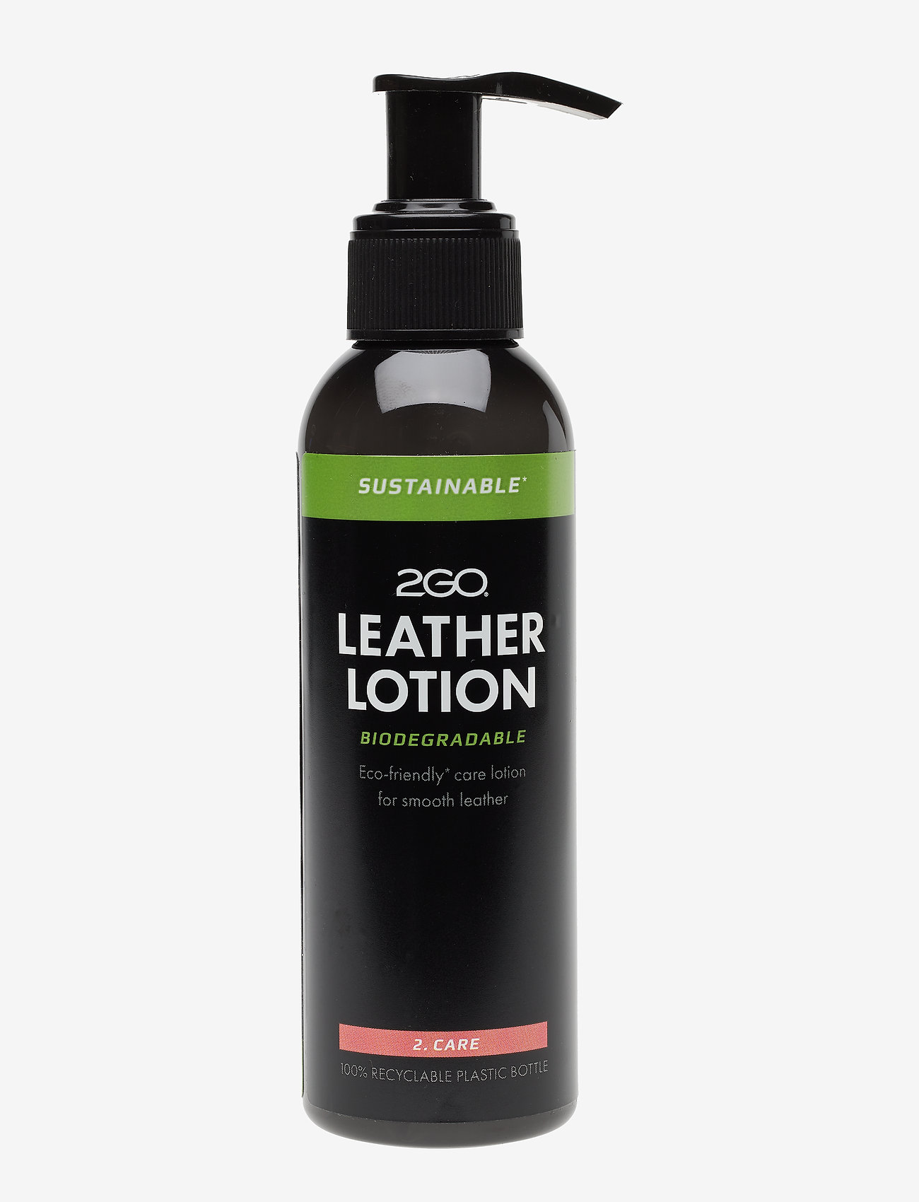 2GO - 2GO Sustainable Leather Lotion - shoe protection - no color - 0