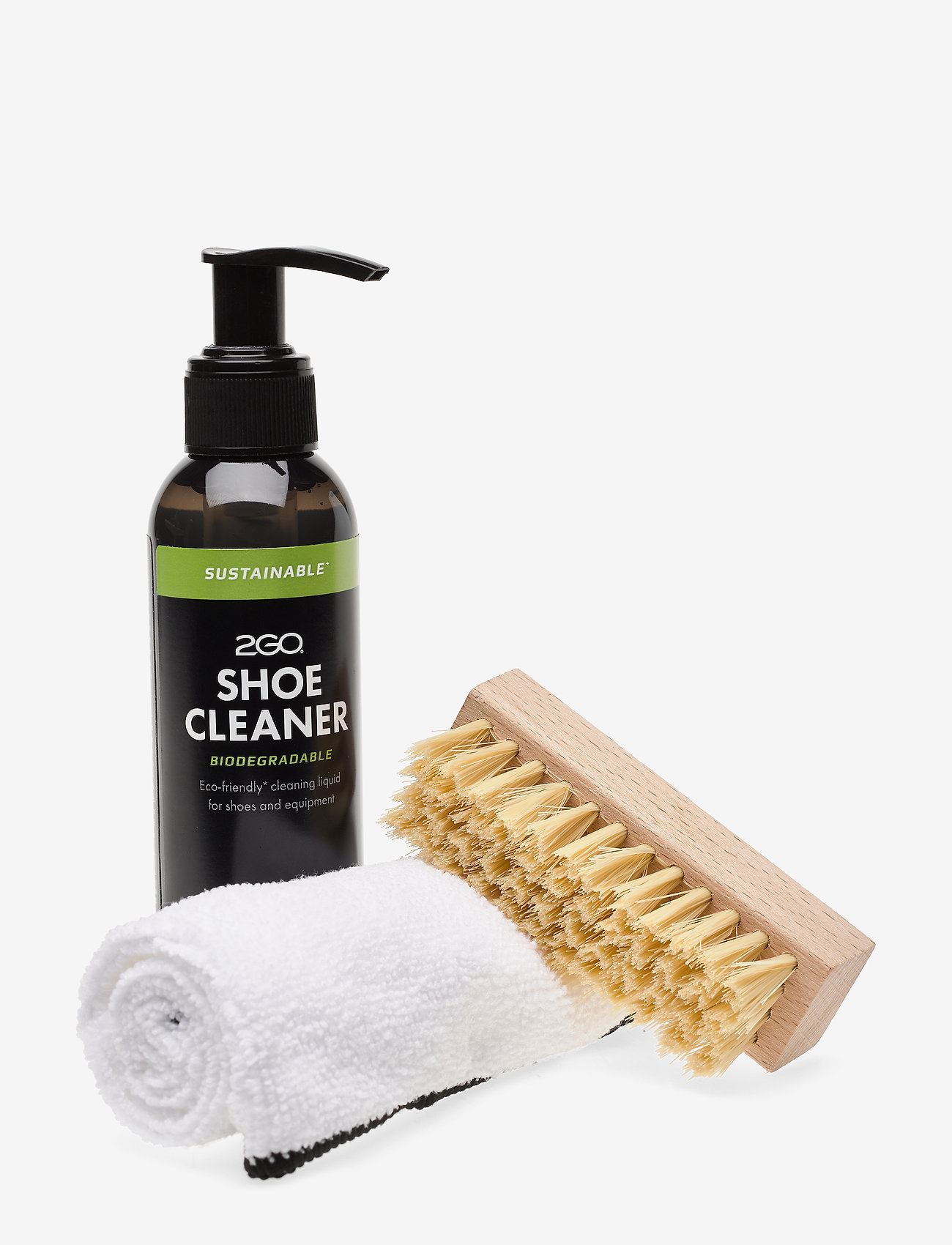 2GO - 2GO Sustainable Shoe Cleaning Kit - shoe protection - no color - 1