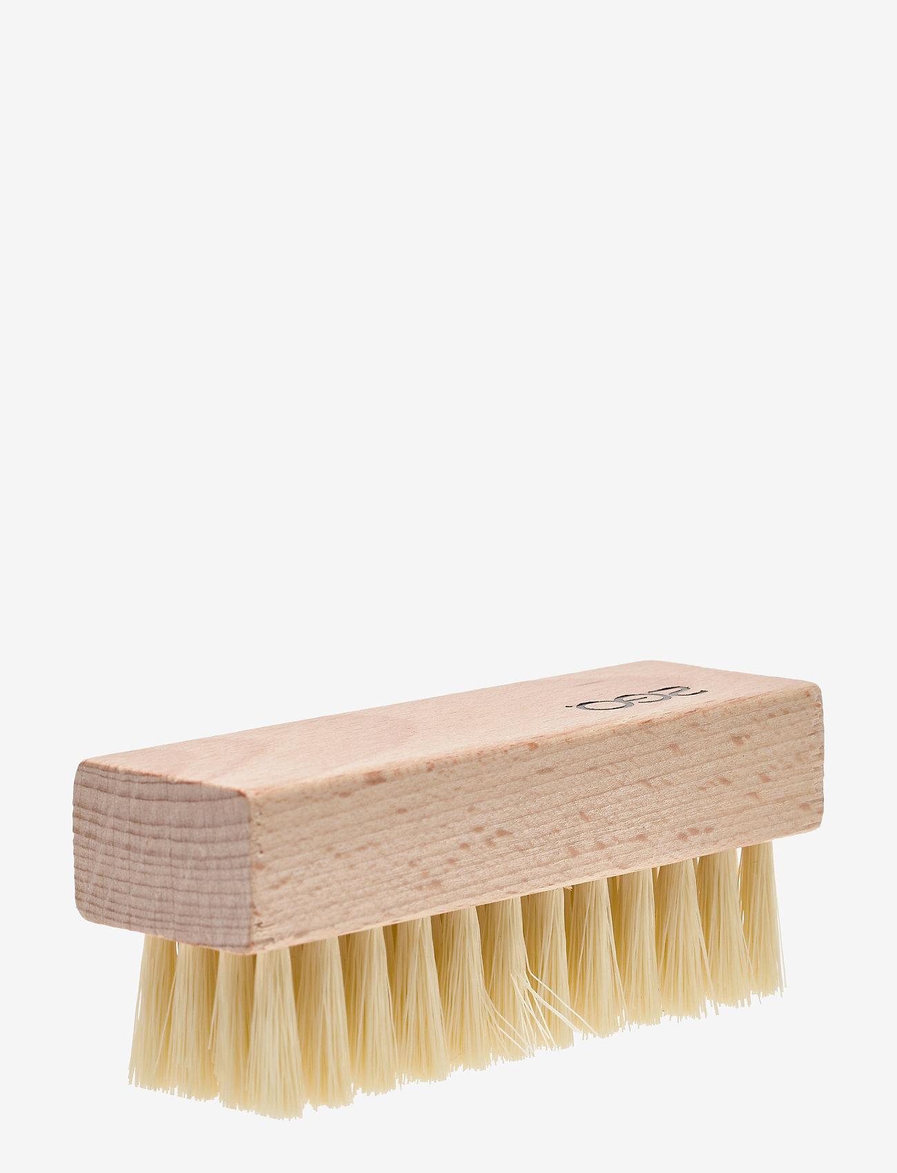 2GO - 2GO Cleaning brush - schuhschutz - beige - 0