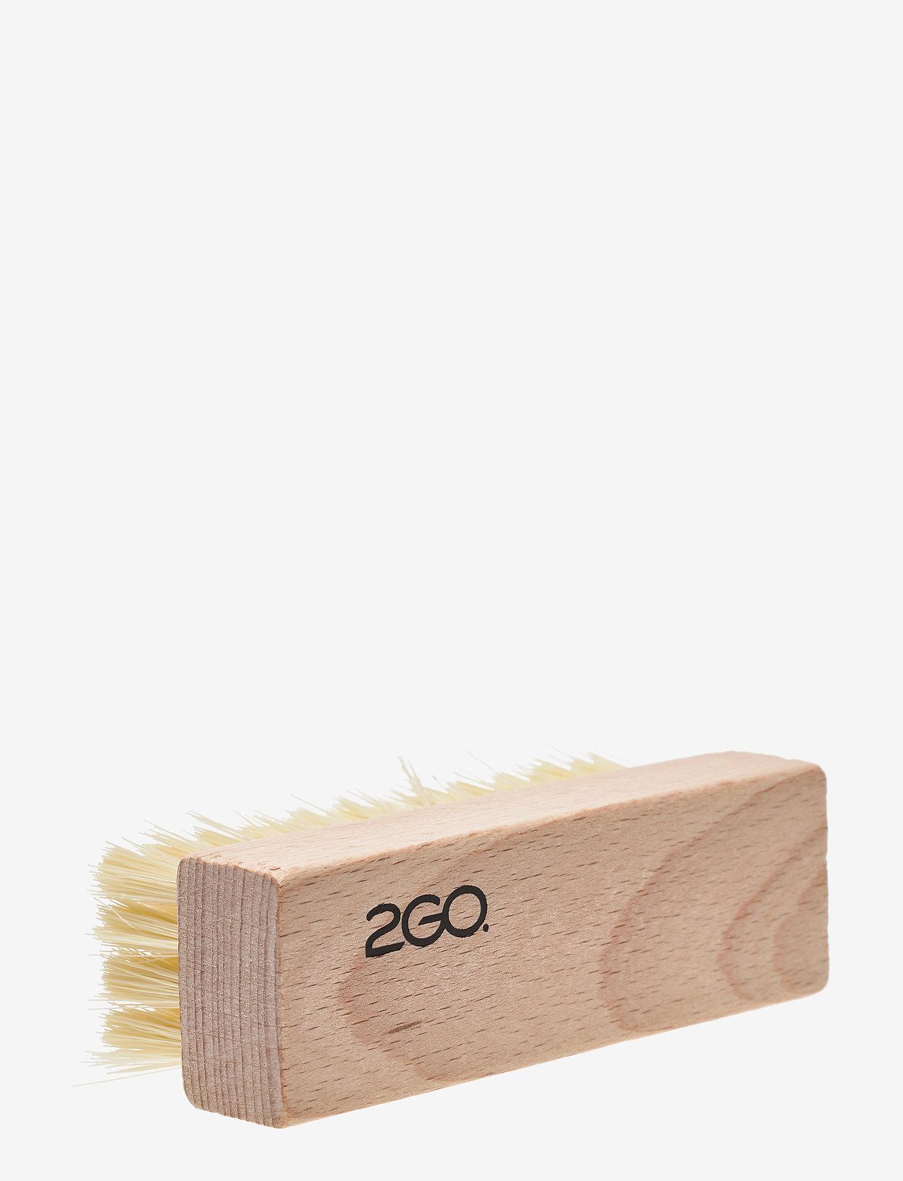 2GO - 2GO Cleaning brush - schuhschutz - beige - 1