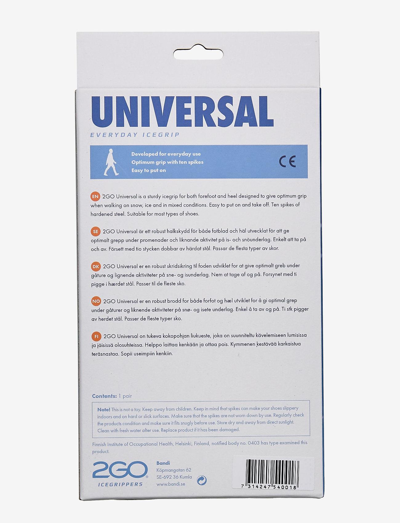2go Universal (Black) - 2GO 8KdQQy