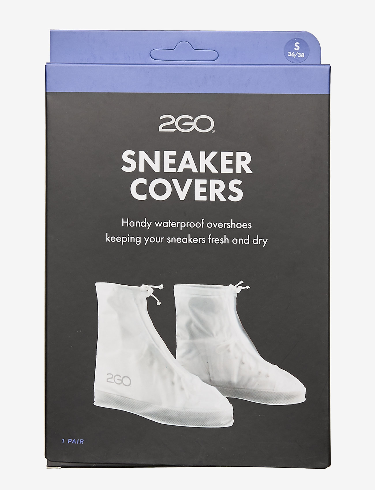 2GO - 2GO Sneaker Covers - shoe protection - transparent - 0