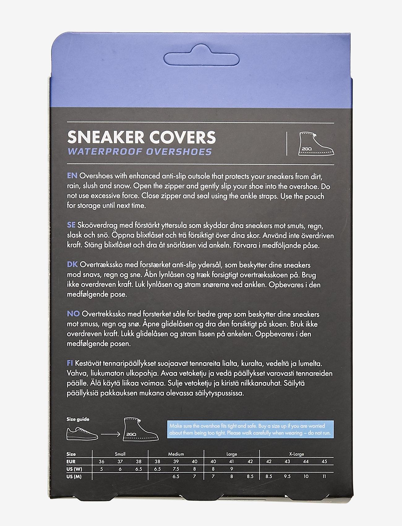 2go Sneaker Covers (Transparent) - 2GO