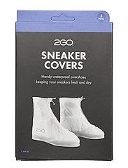 2GO Sneaker Covers - TRANSPARENT