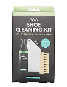 2GO Sustainable Shoe Cleaning Kit - ochrona obuwia - no color