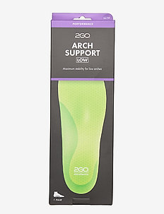 2GO Arch Support Low - sohlen - green