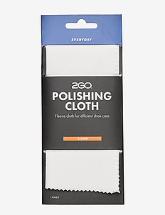 2GO Polishing Cloth - shoe protection - white