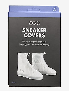 2GO Sneaker Covers - skobeskyttelse - transparent