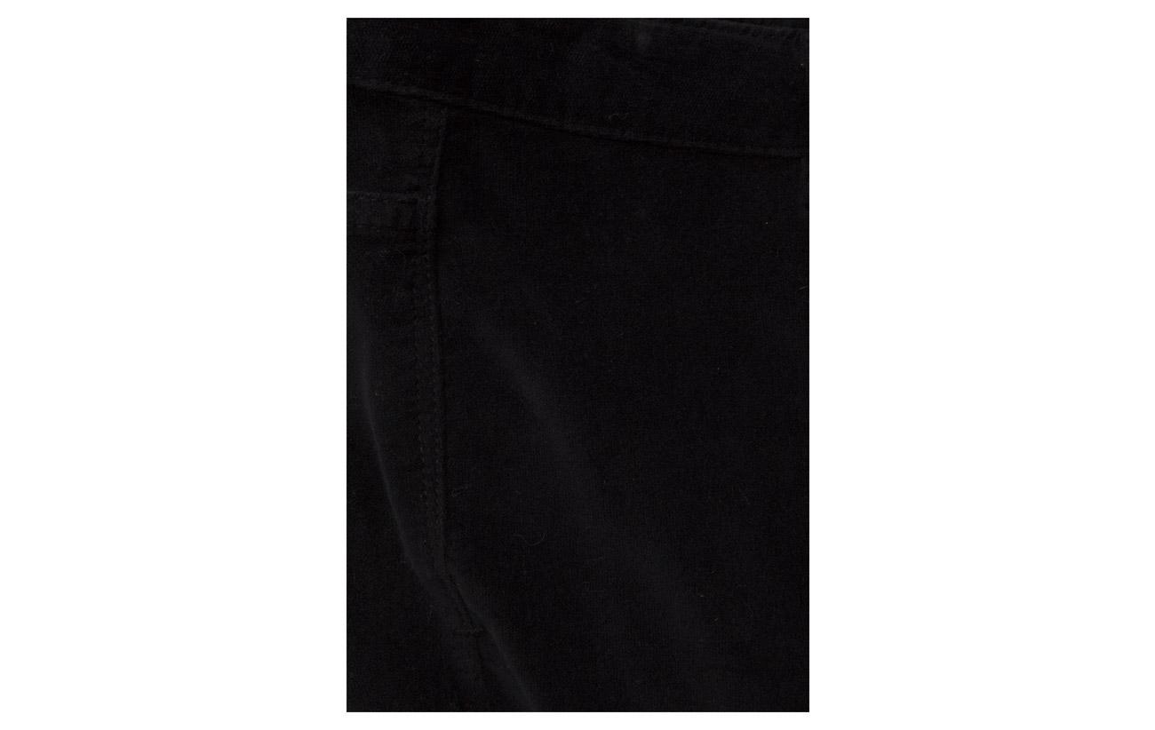 Black Jeanett 2nd Équipement Coton Elastane Batch Doublure 100 97 3 2ndday Cuir Velvet Intérieure wtq6dT6xp5