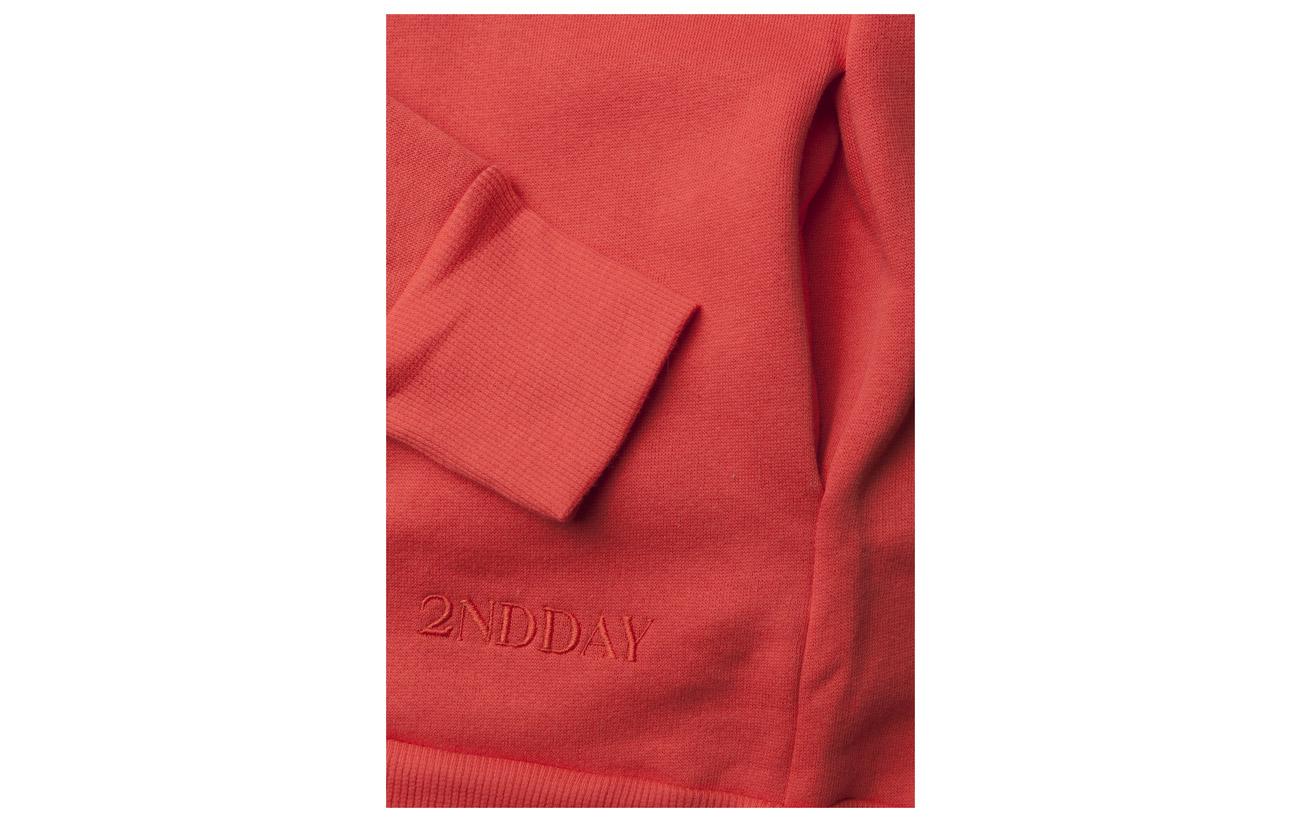 Poppy 2nd 2ndday 100 Équipement Red Coton Chill fHrwEqSHR