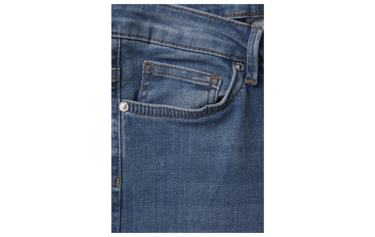 Cropped Coton Elastane Shade Heavy 2nd 98 Indigo 2 Five Équipement 2ndday Enzyme ZzxCwAqE