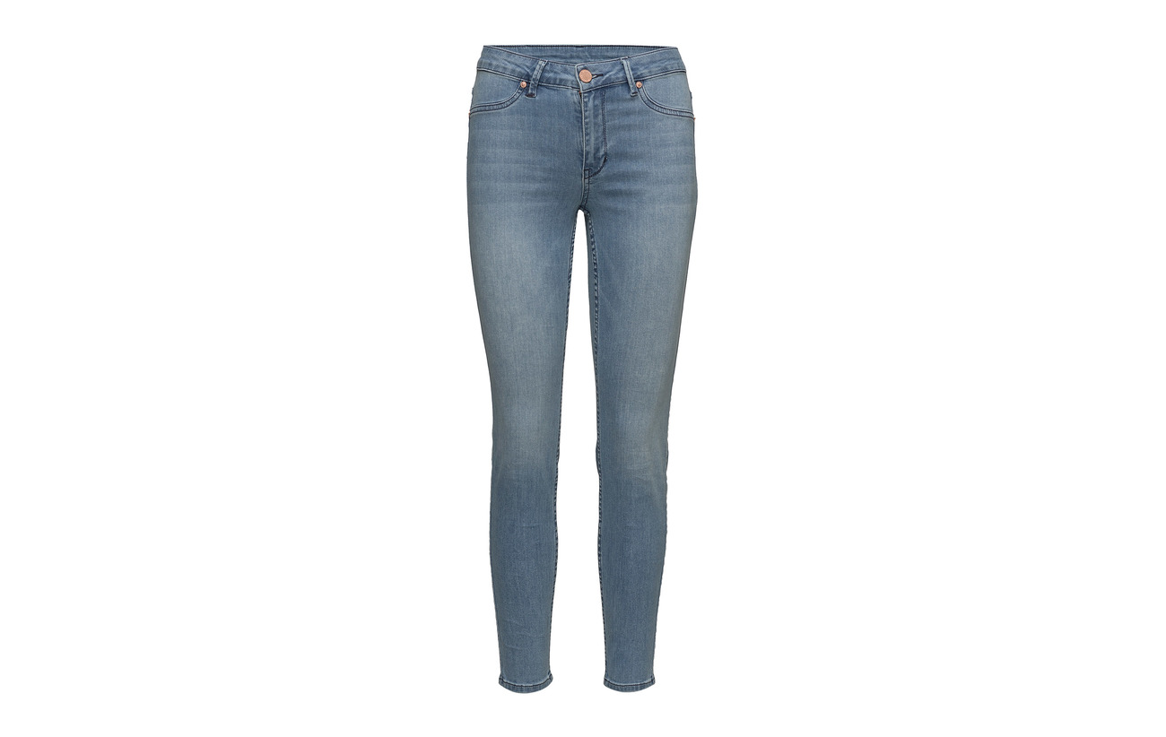 Heavy Coton Cropped Jolie 5 93 2nd Elastane Polyester 2 Enzyme Indigo 2ndday Équipement New Blue xSYFCHCvwq