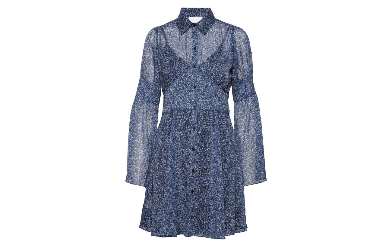 2nd 2ndday Polyester 100 Royal Dott Gaia Blue UZdZq6