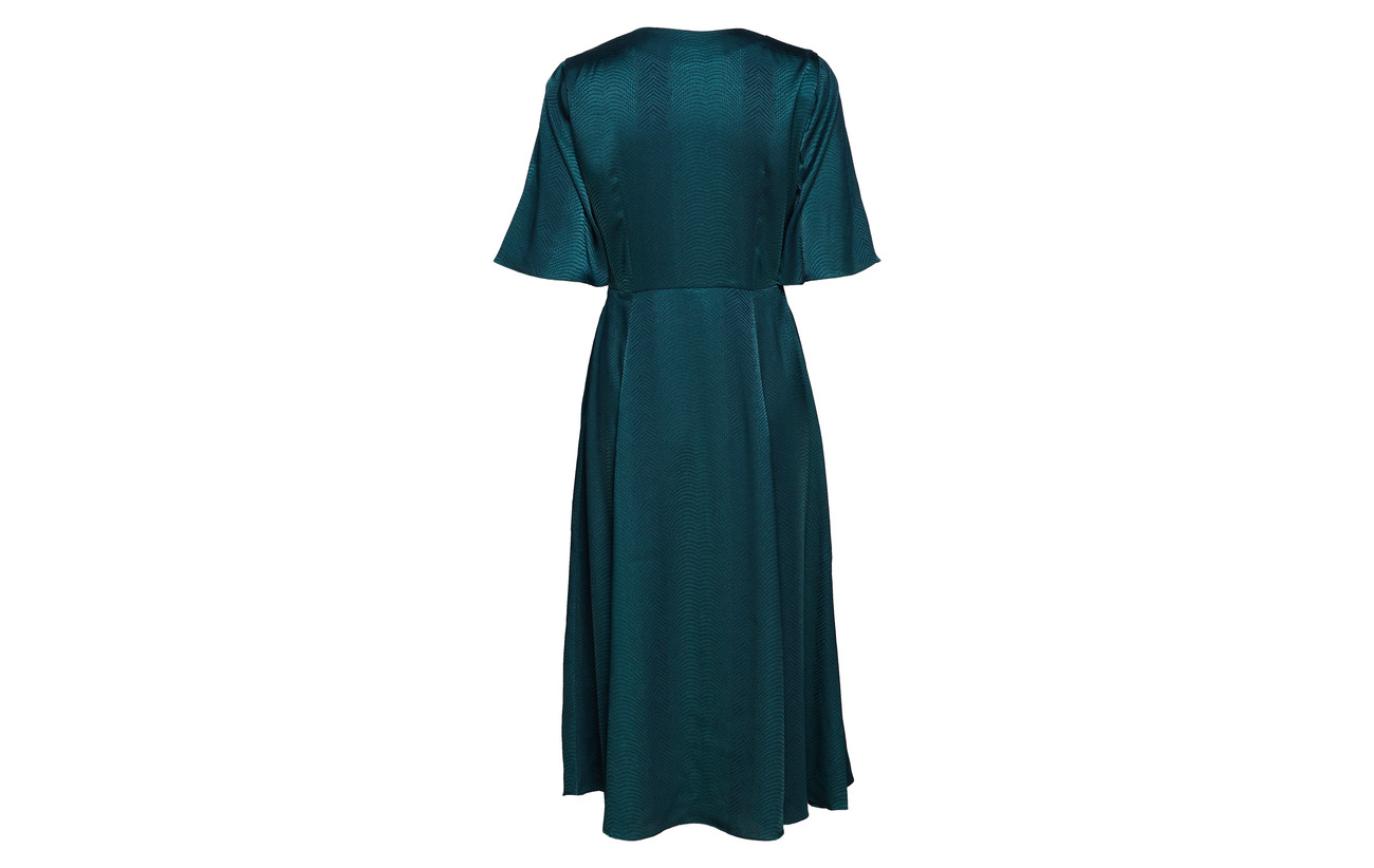 Polyester Carly Viscose 2ndday 50 Teal 2nd 74w4qXS
