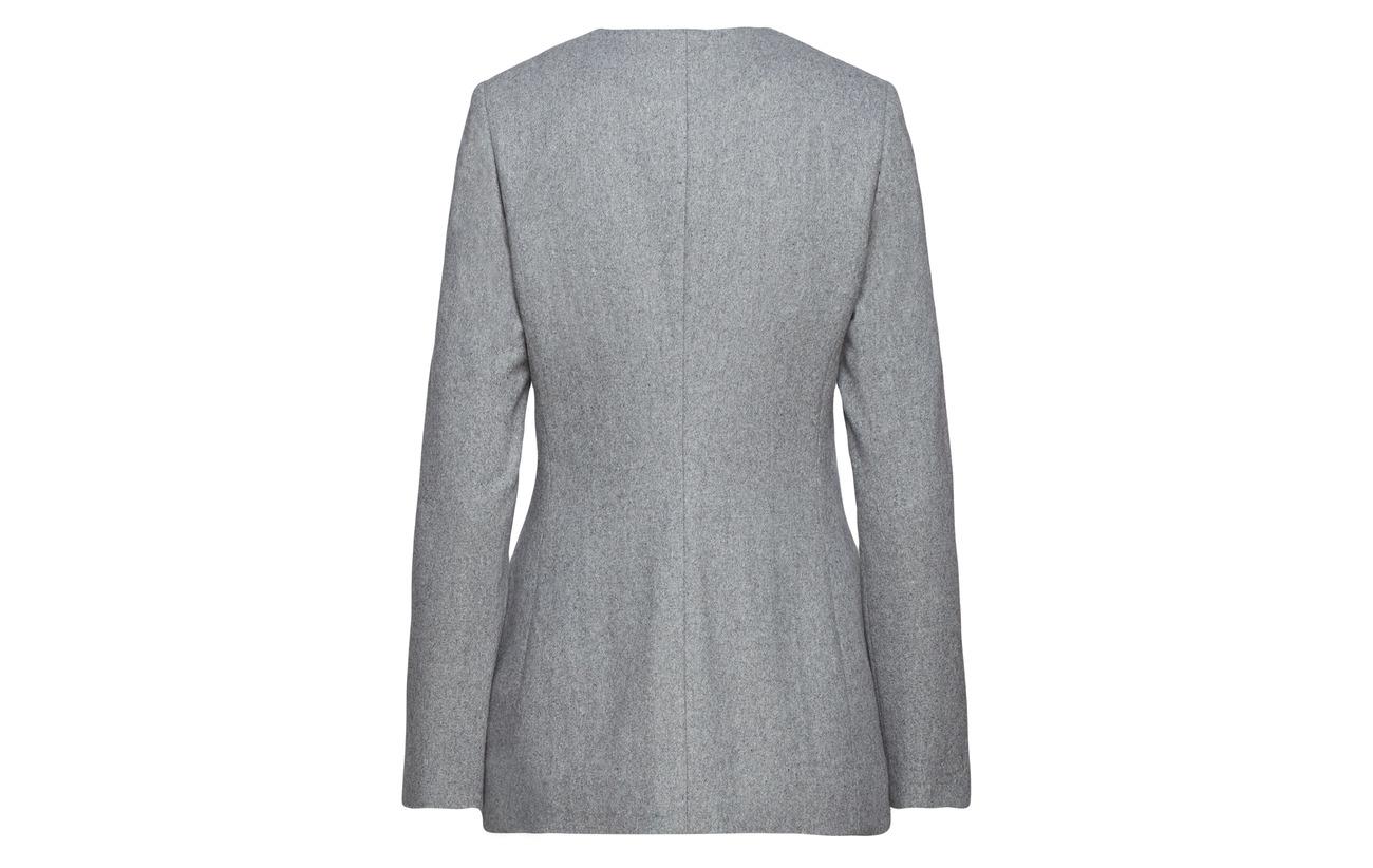 Extérieure Medium 2nd 96 Mel Inner 2ndday Polyester Grey 4 Doublure Coquille 50 Laine Elastane Polyester Edera n4EBFqFY