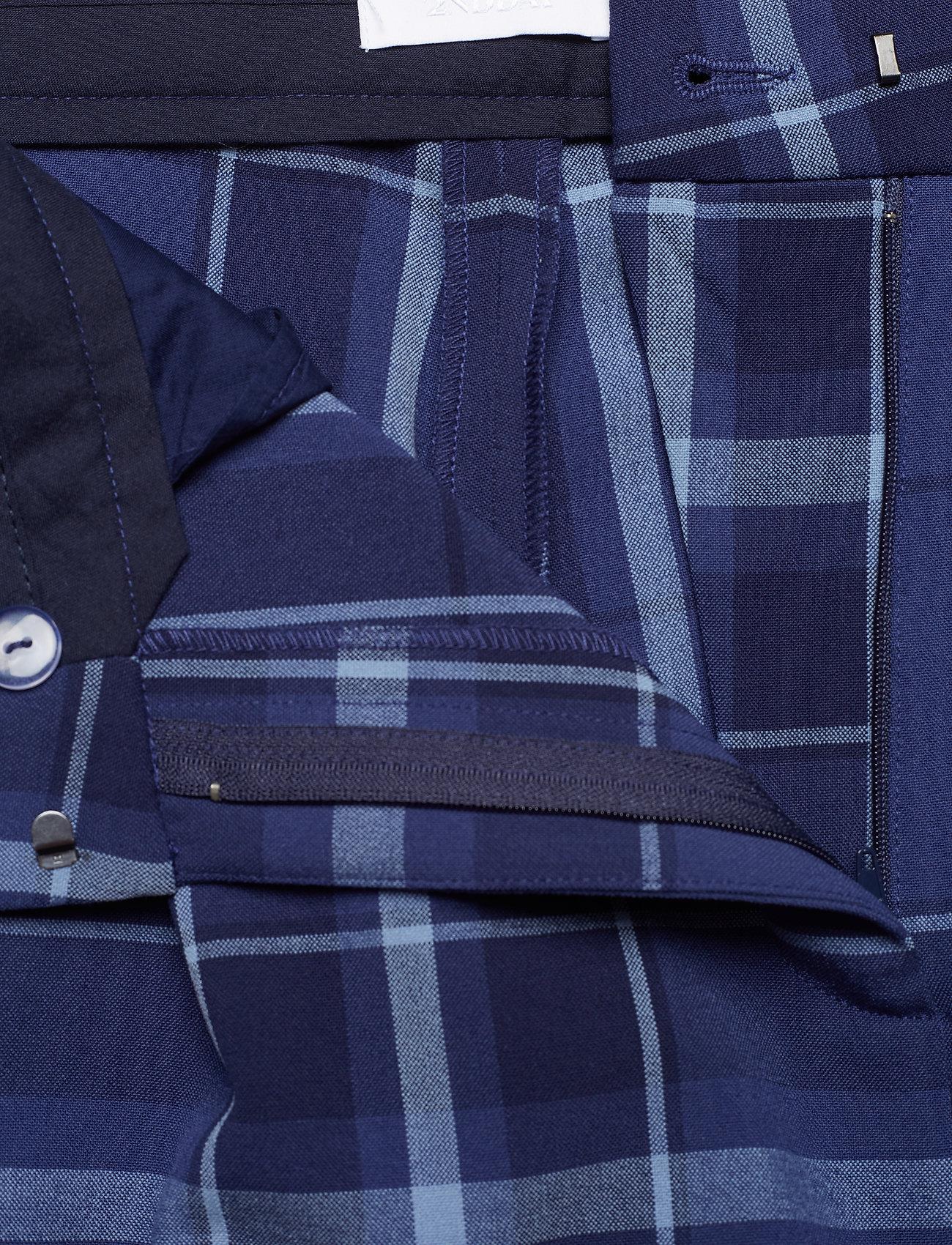 2NDDAY 2nd Anya Maxi-check (Crown Blue) 769 kr   Stort utbud av designermärken B4Wmu2JE