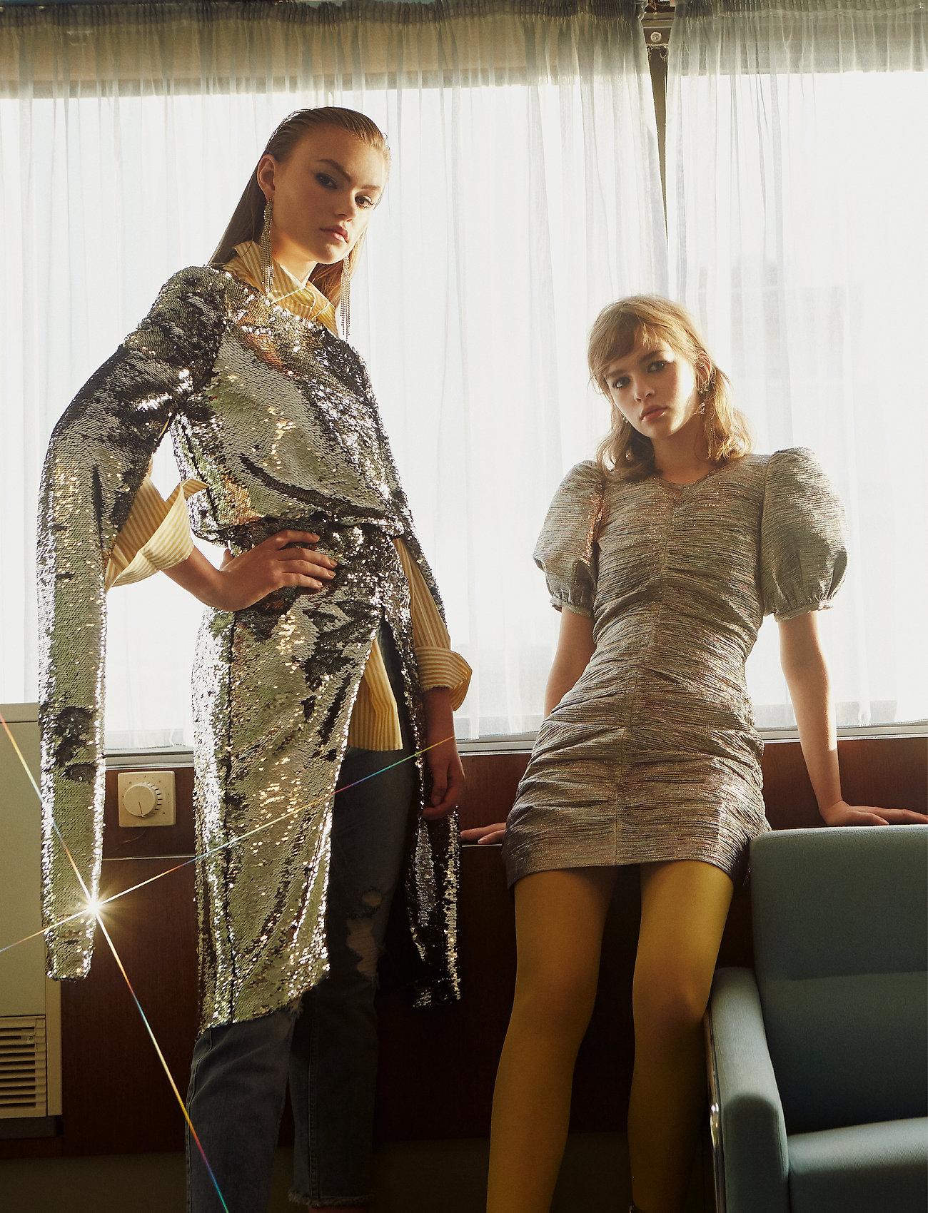 2NDDAY - 2ND Edition Dandy - party dresses - silver