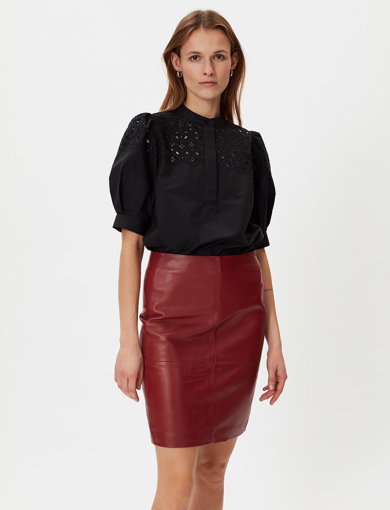 2NDDAY - 2ND Cecilia - pencil skirts - red pear - 0