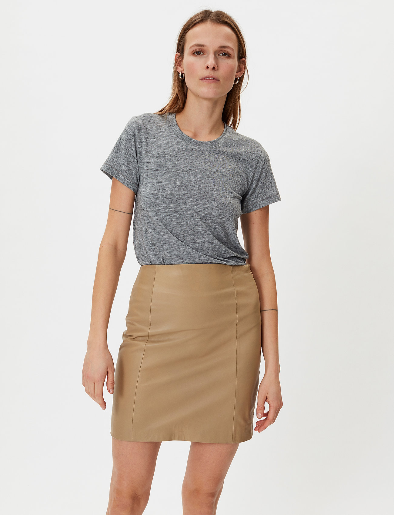 2NDDAY - 2ND Electra - pencil skirts - kelp - 0