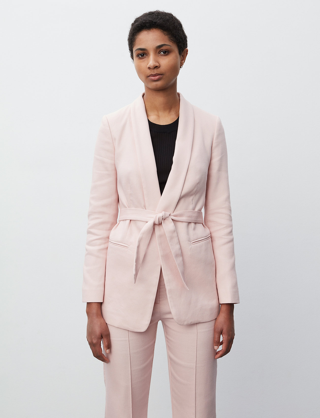 2NDDAY - 2ND Alba - casual blazers - sepia rose - 0