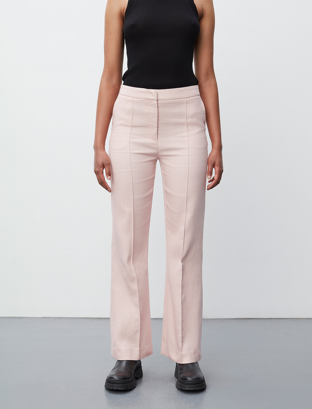2NDDAY - 2ND Adora - trousers - sepia rose - 0