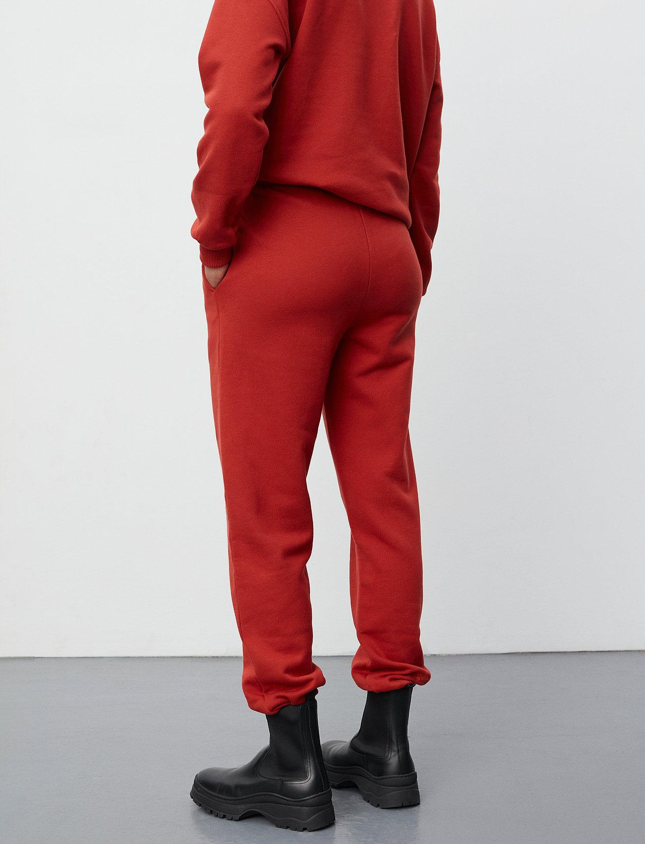 2NDDAY - 2ND Play ThinkTwice - tøj - red ochre - 3