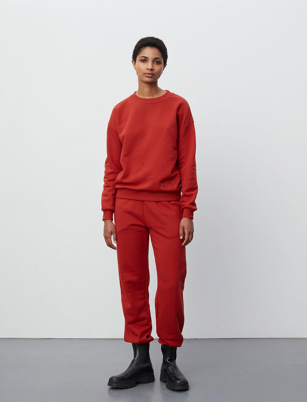 2NDDAY - 2ND Play ThinkTwice - tøj - red ochre - 4