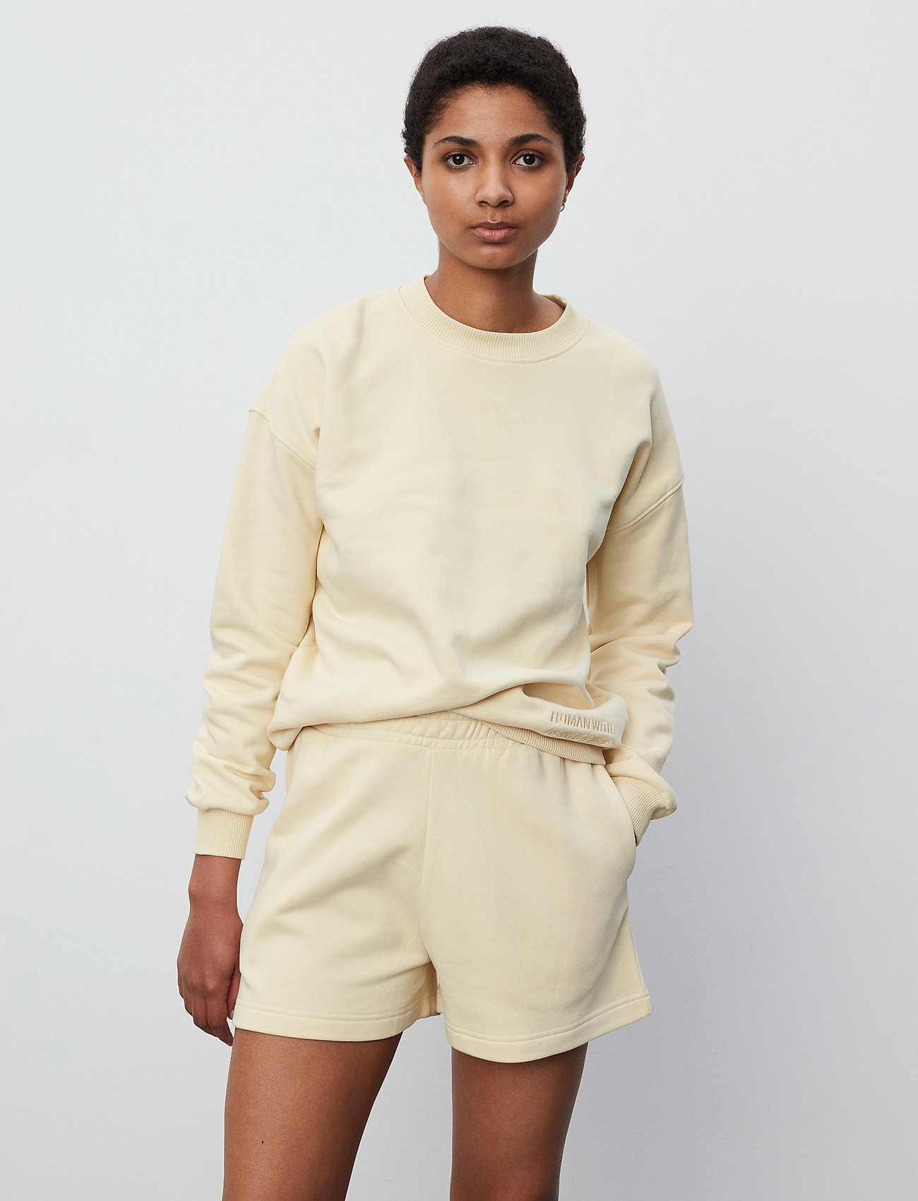2NDDAY - 2ND Ketch Thinktwice - casual shorts - chino green - 0