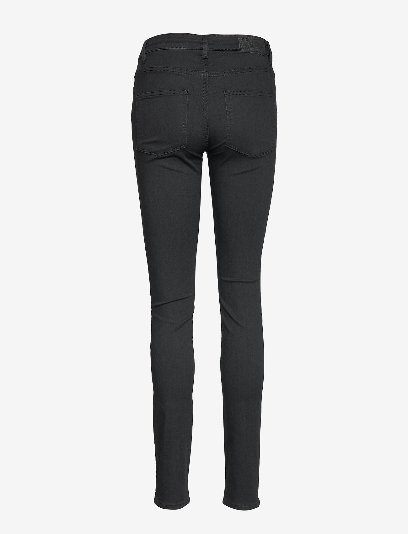 2NDDAY - 2ND Jenna Perfect Blacked - skinny jeans - black denim - 1