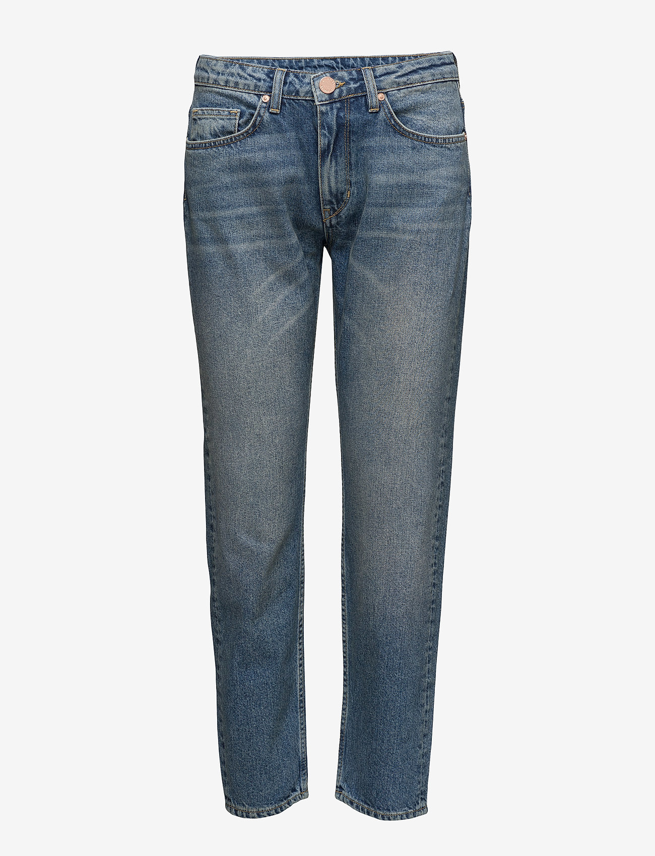 2NDDAY - 2ND Stevie Original - suorat - indigo stone wash - 1