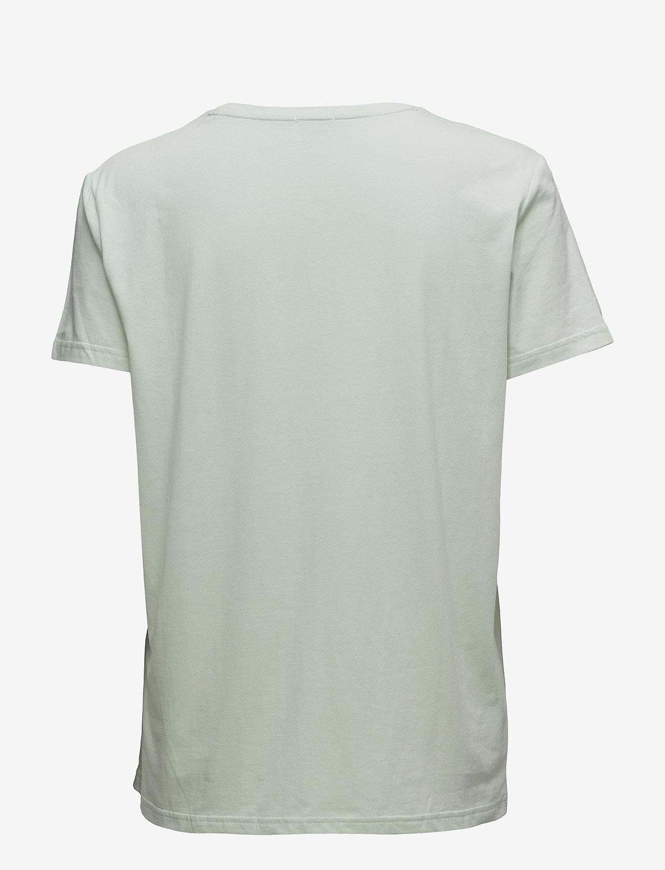 2NDDAY - 2ND Beryl - t-shirts - green lily - 1