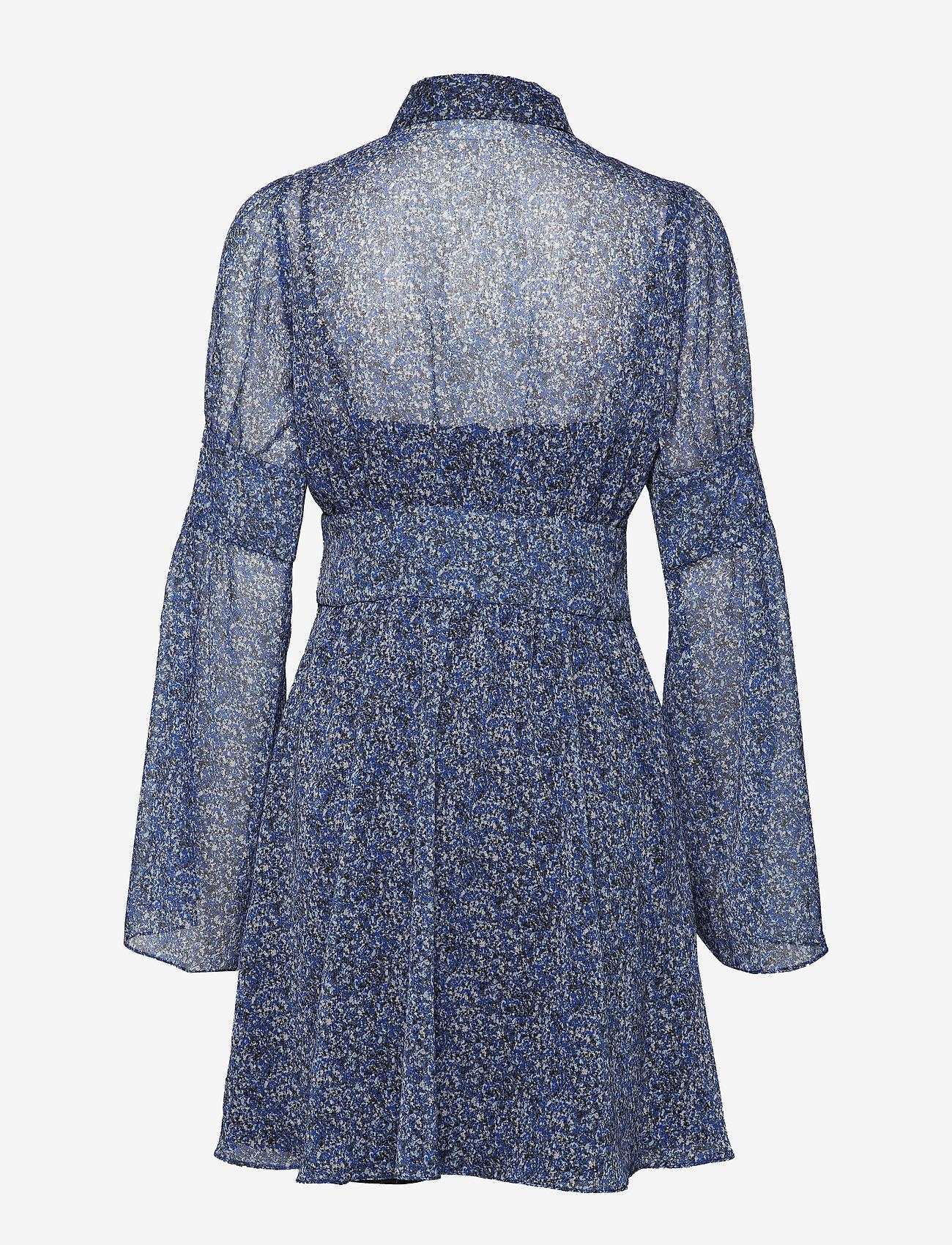 2NDDAY - 2ND Gaia Dott - korte jurken - royal blue - 1