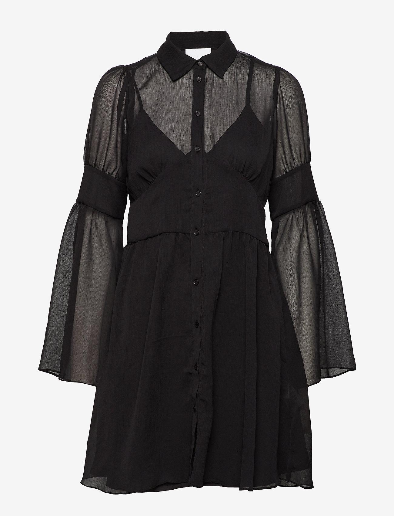 2NDDAY - 2ND Gaia - korte jurken - black - 0