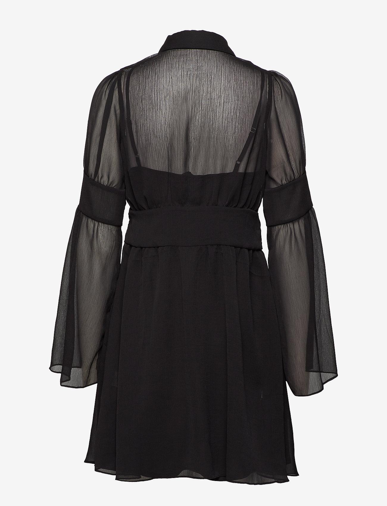 2NDDAY - 2ND Gaia - korte jurken - black - 1