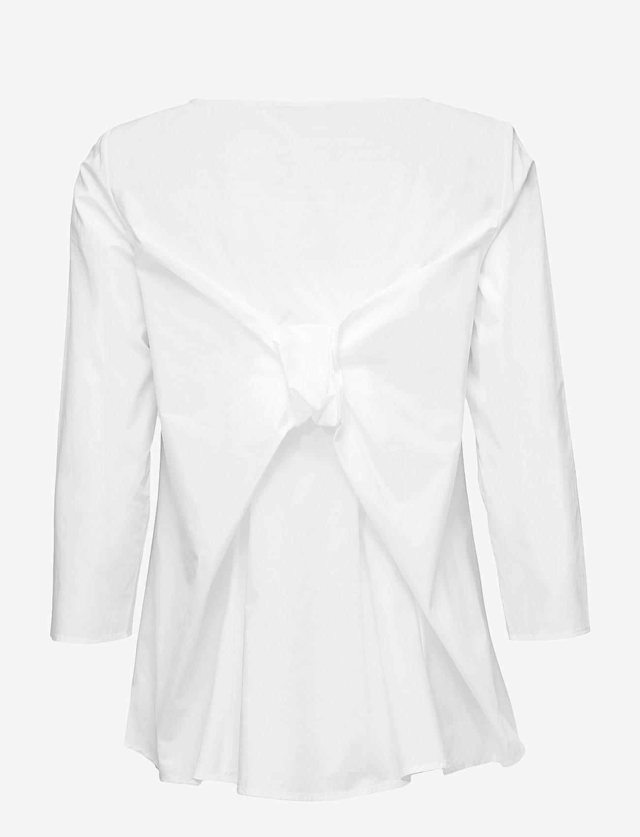 2NDDAY - 2ND Levi - blouses med lange mouwen - star white - 1