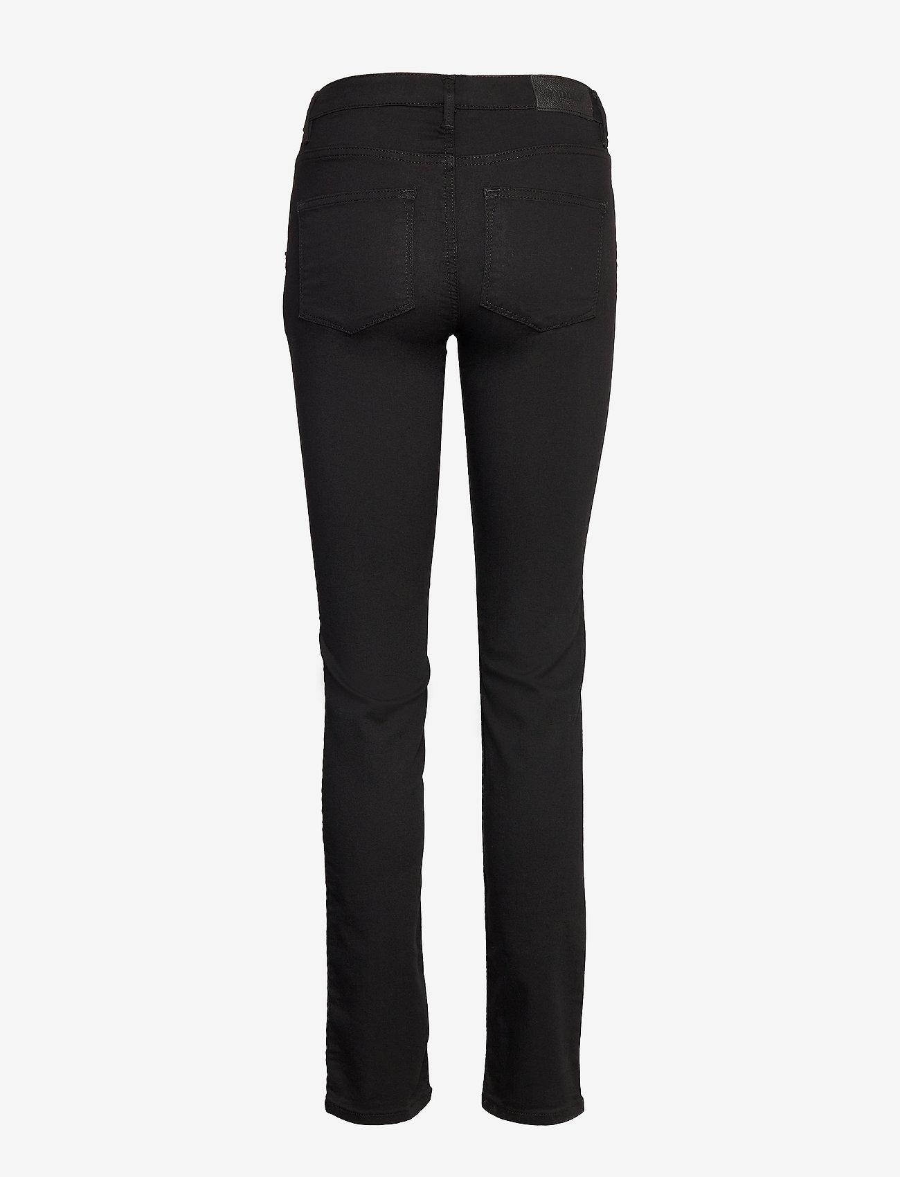 2NDDAY 2ND Sally Perfect Zipped - Dżinsy BLACK DENIM - Kobiety Odzież.