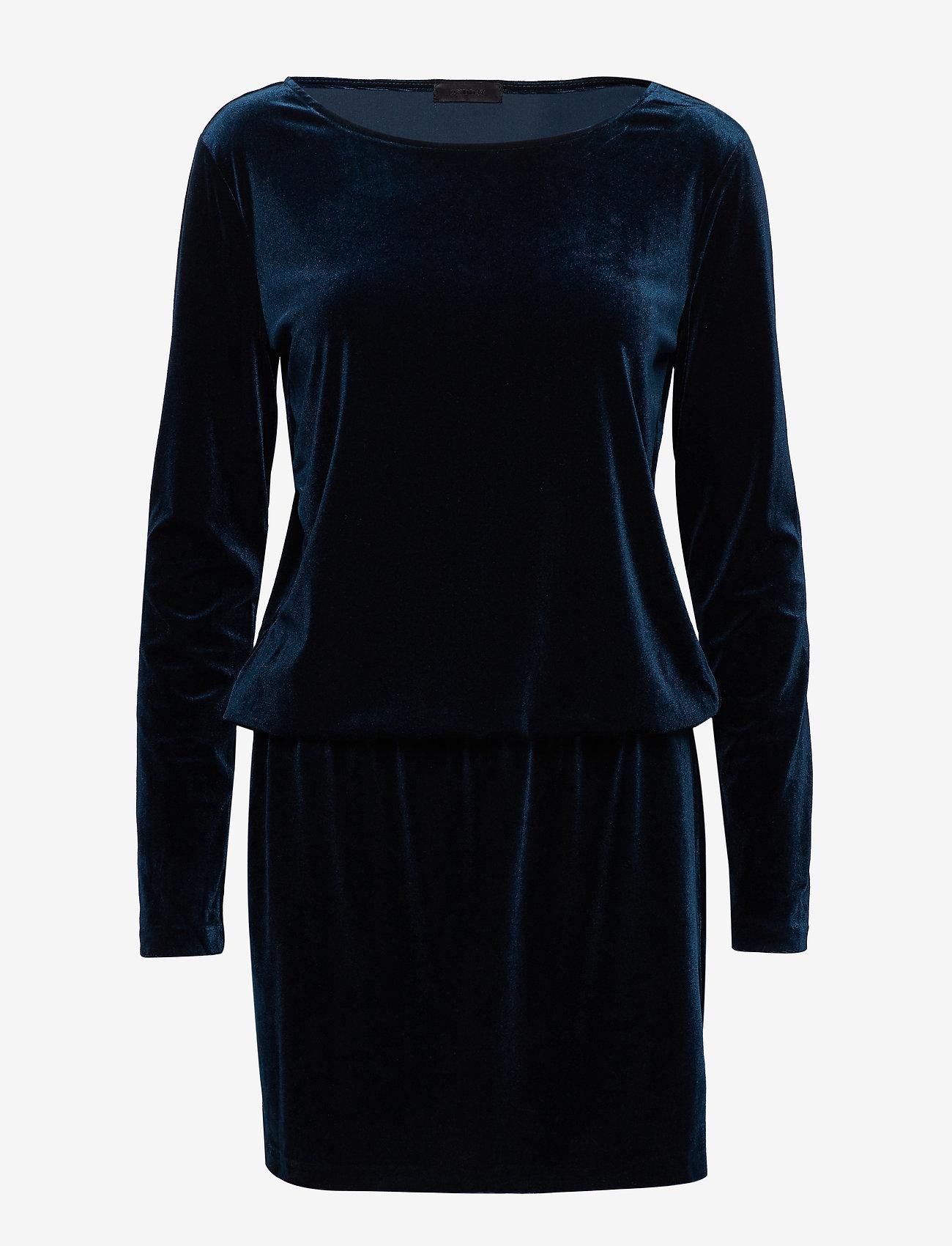2NDDAY - 2ND Shelly - korte jurken - teal - 0