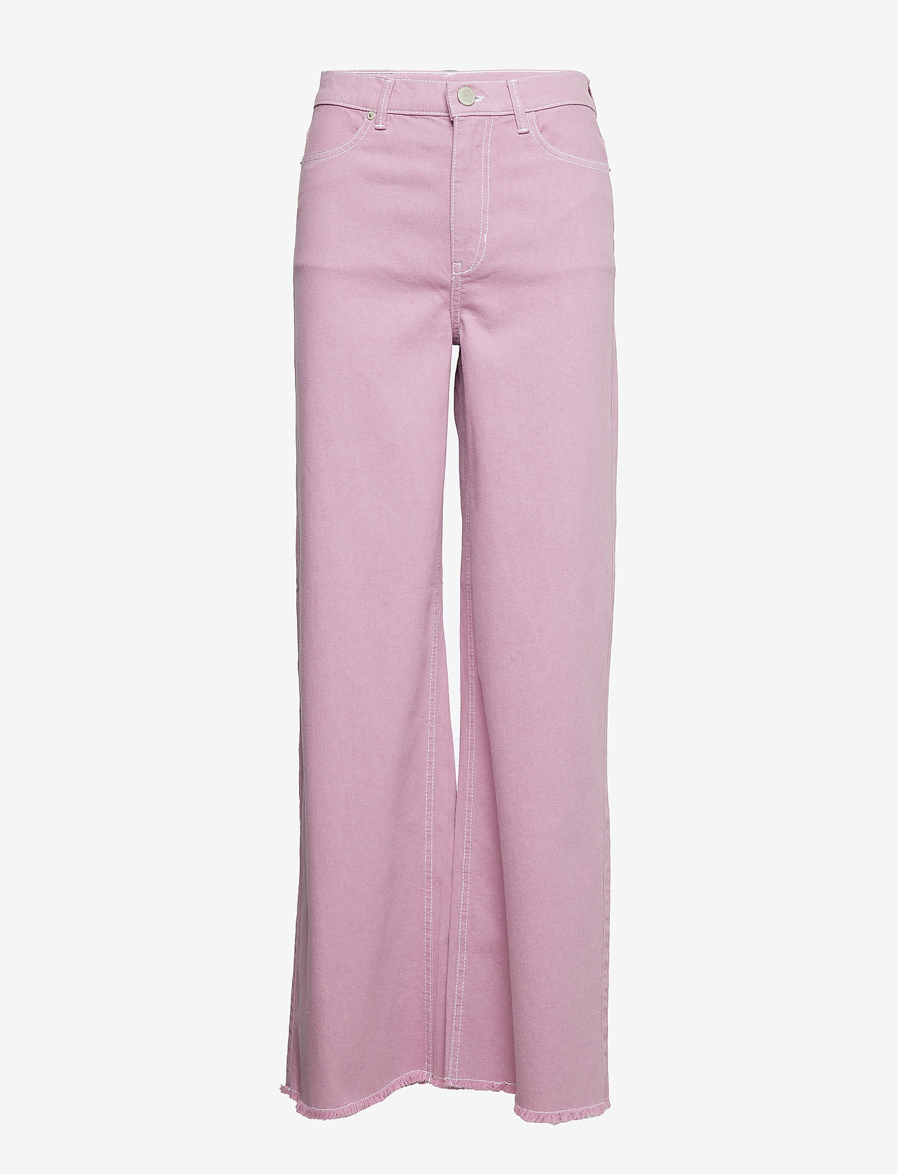 2NDDAY - 2ND Danielle - wide leg trousers - orchid petal - 0