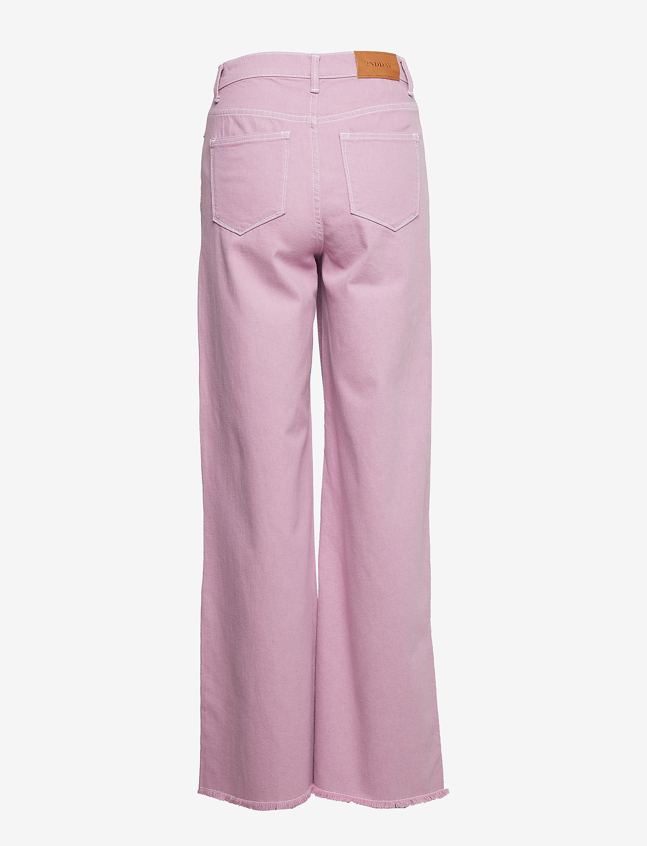 2NDDAY - 2ND Danielle - wide leg trousers - orchid petal - 1