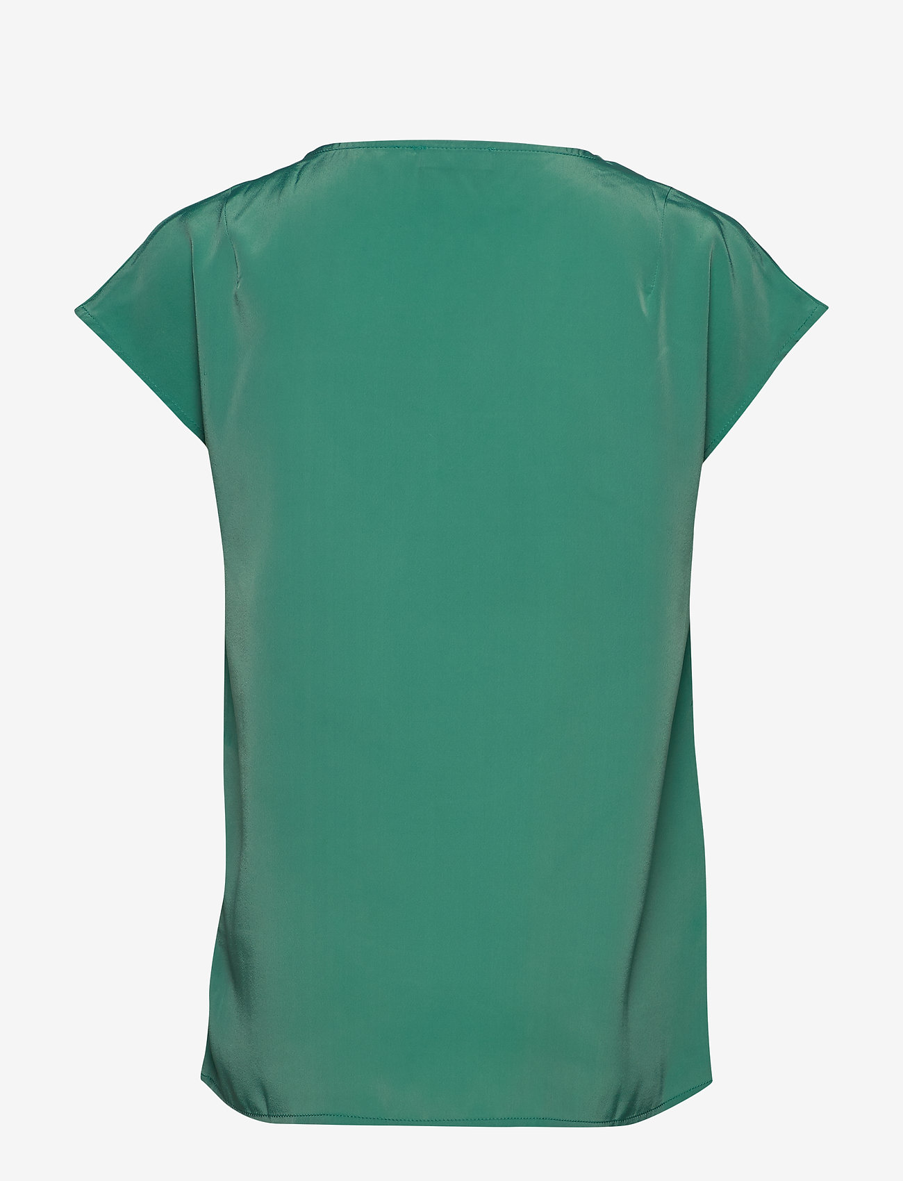2NDDAY - 2ND Dusk - basis t-shirts - green spruce - 1