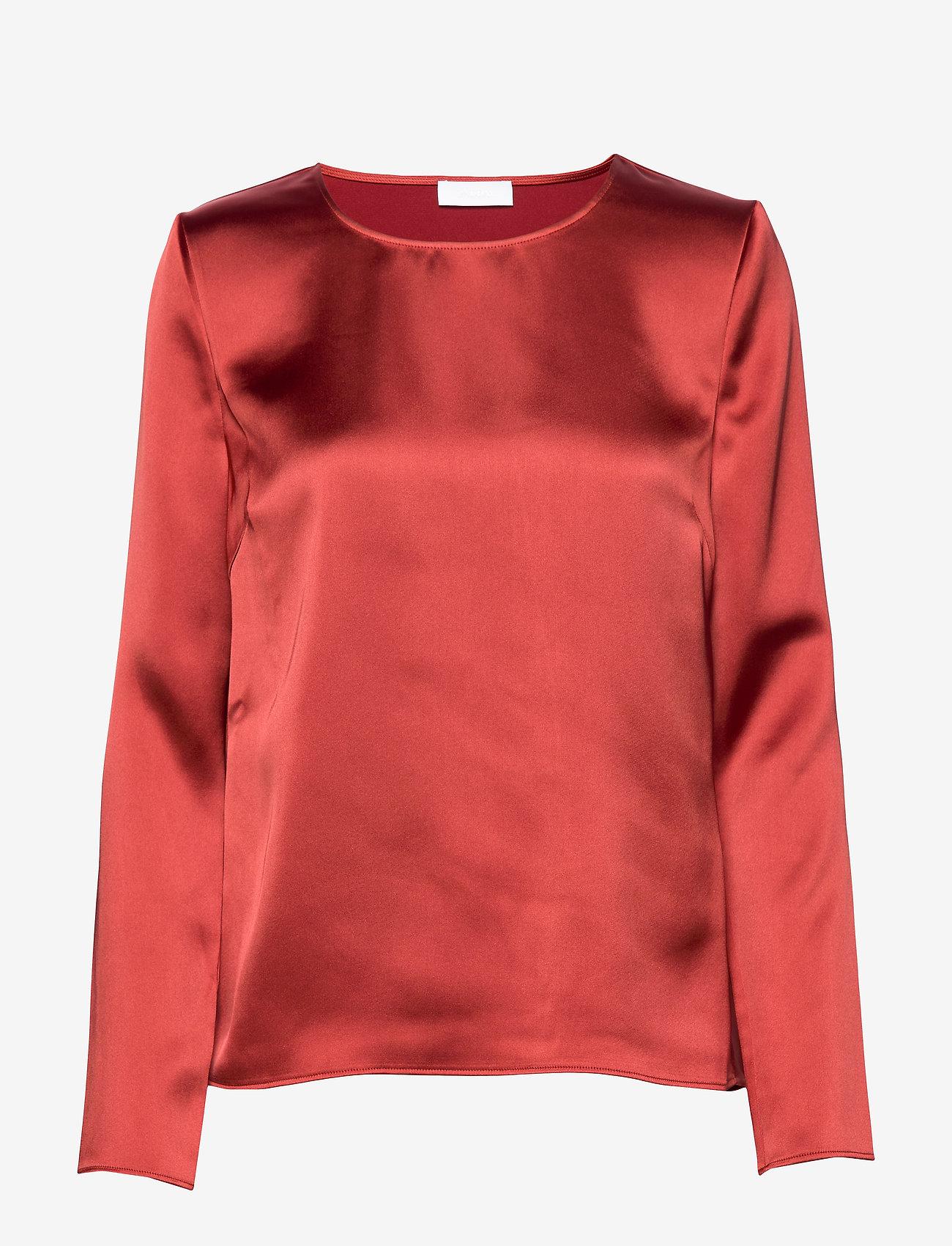 2NDDAY - 2ND Houston - blouses med lange mouwen - red ochre - 0
