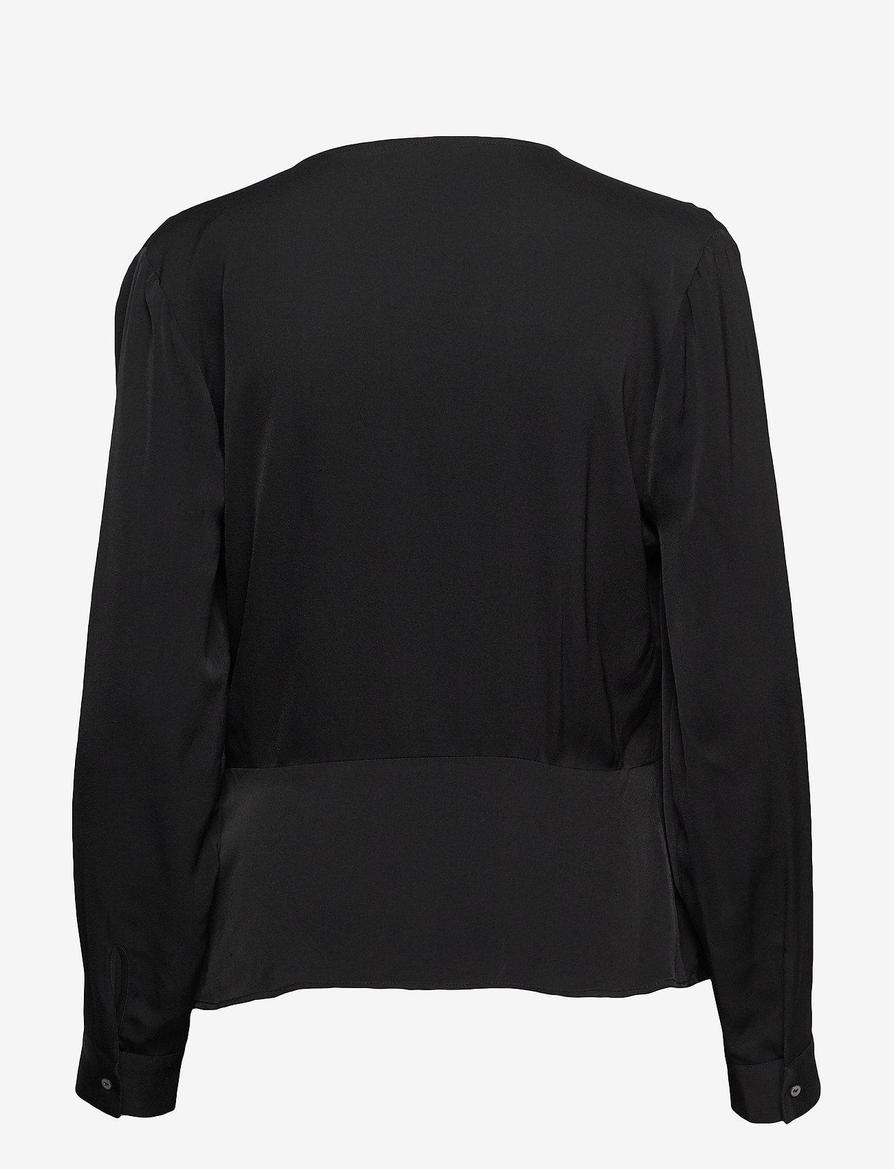 2NDDAY 2ND Editha - Bluzki & Koszule BLACK - Kobiety Odzież.