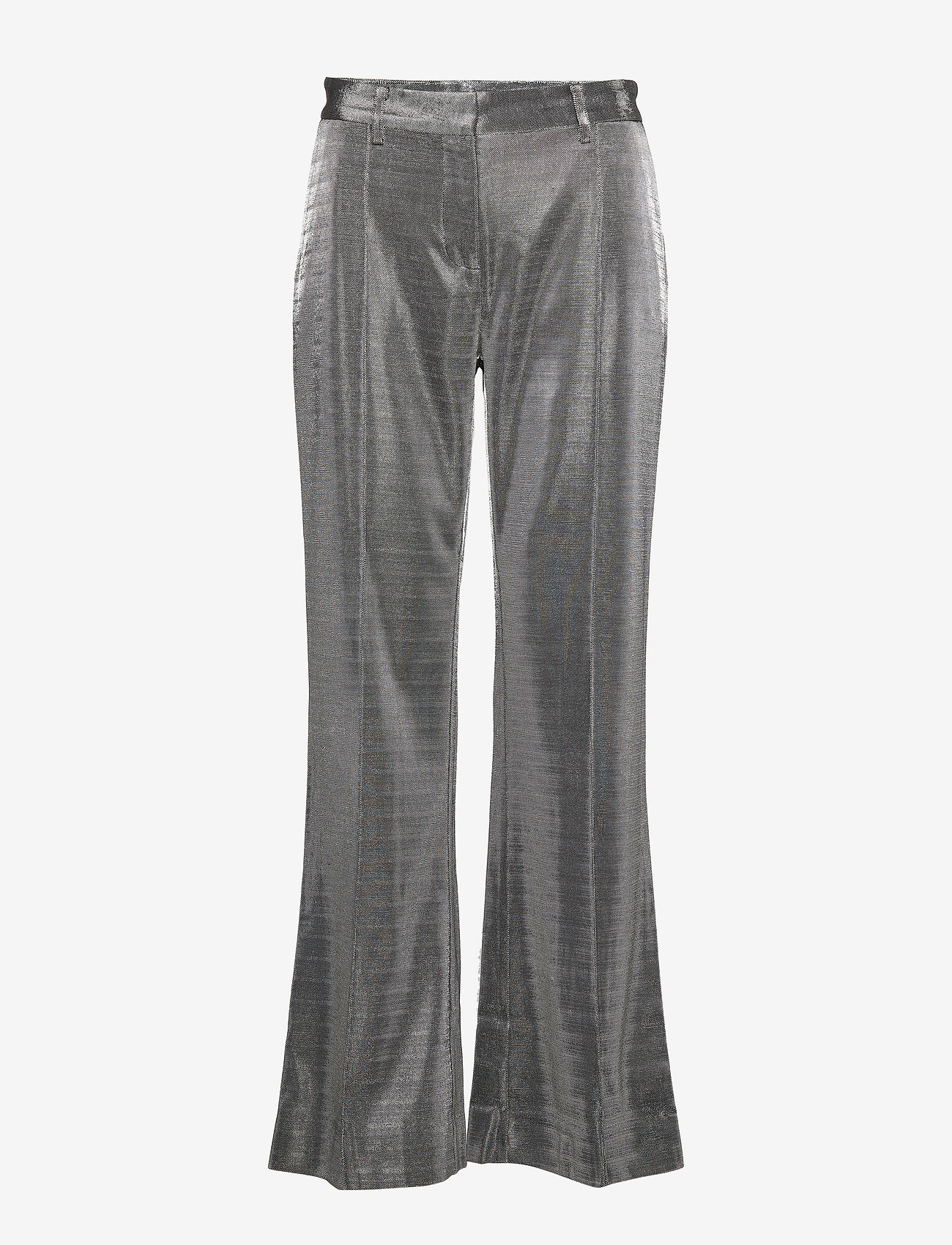 2NDDAY - 2ND Farrow - wide leg trousers - silver