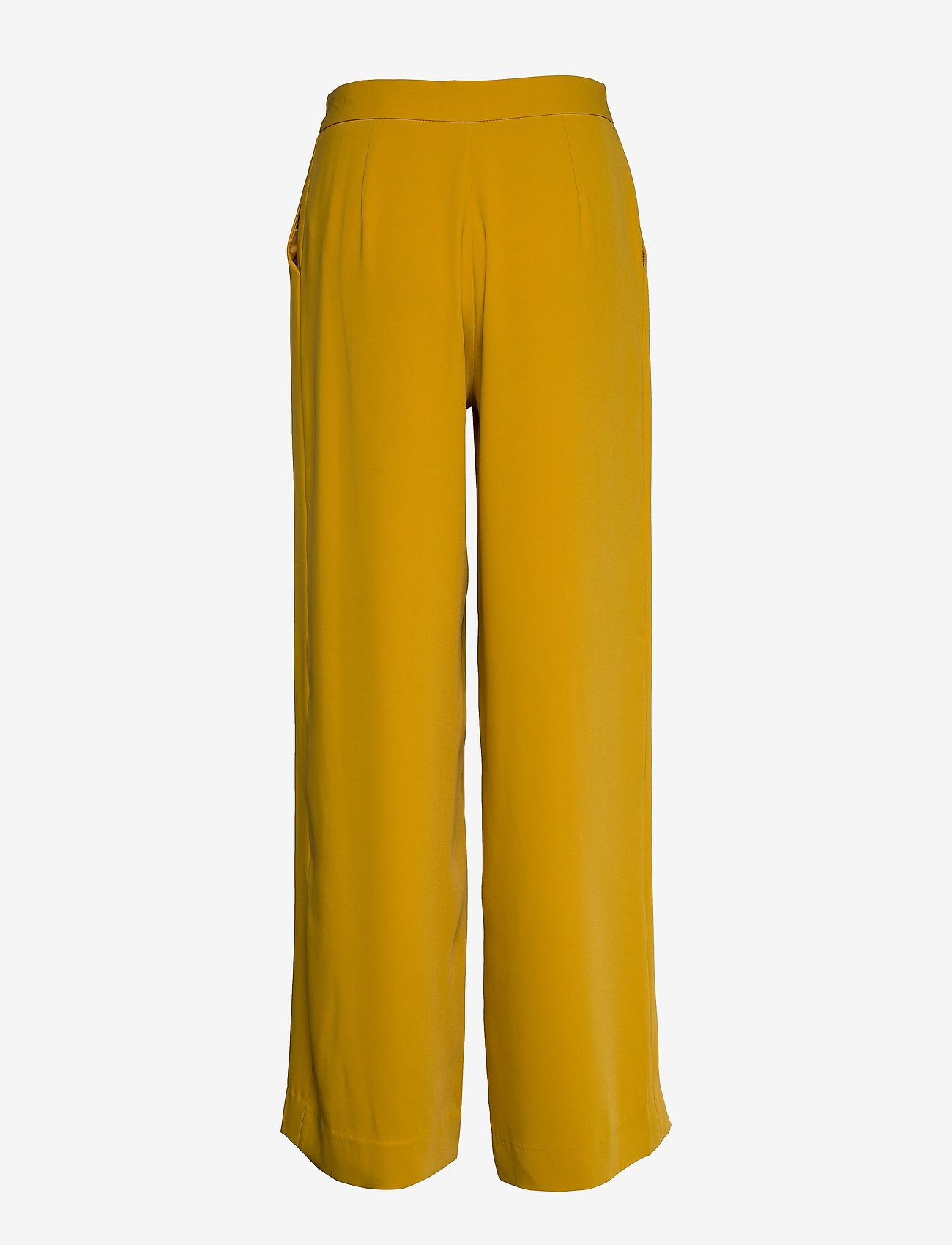 2NDDAY - 2ND Megan - wide leg trousers - misted yellow