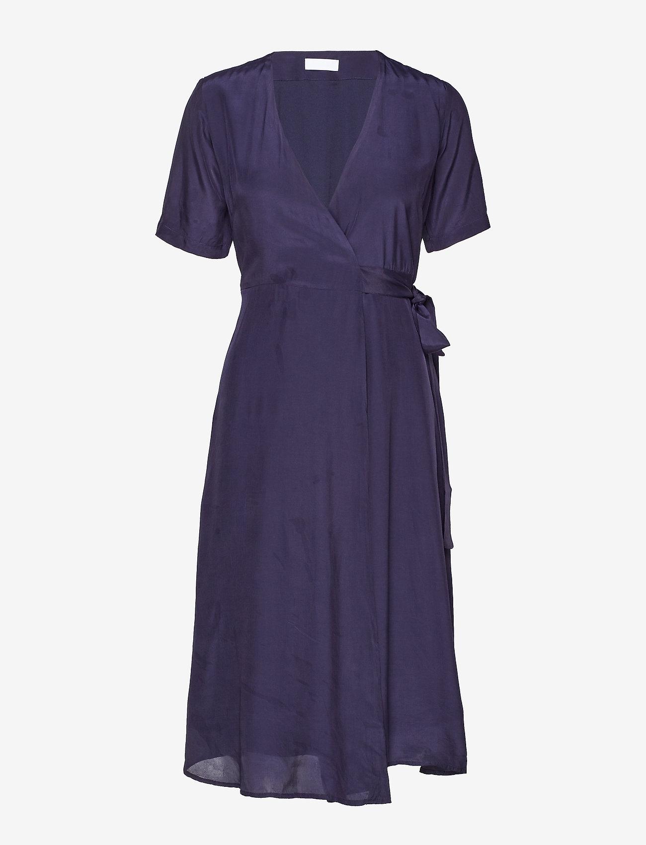 2NDDAY - 2ND Betts - wikkel jurken - navy blazer - 0
