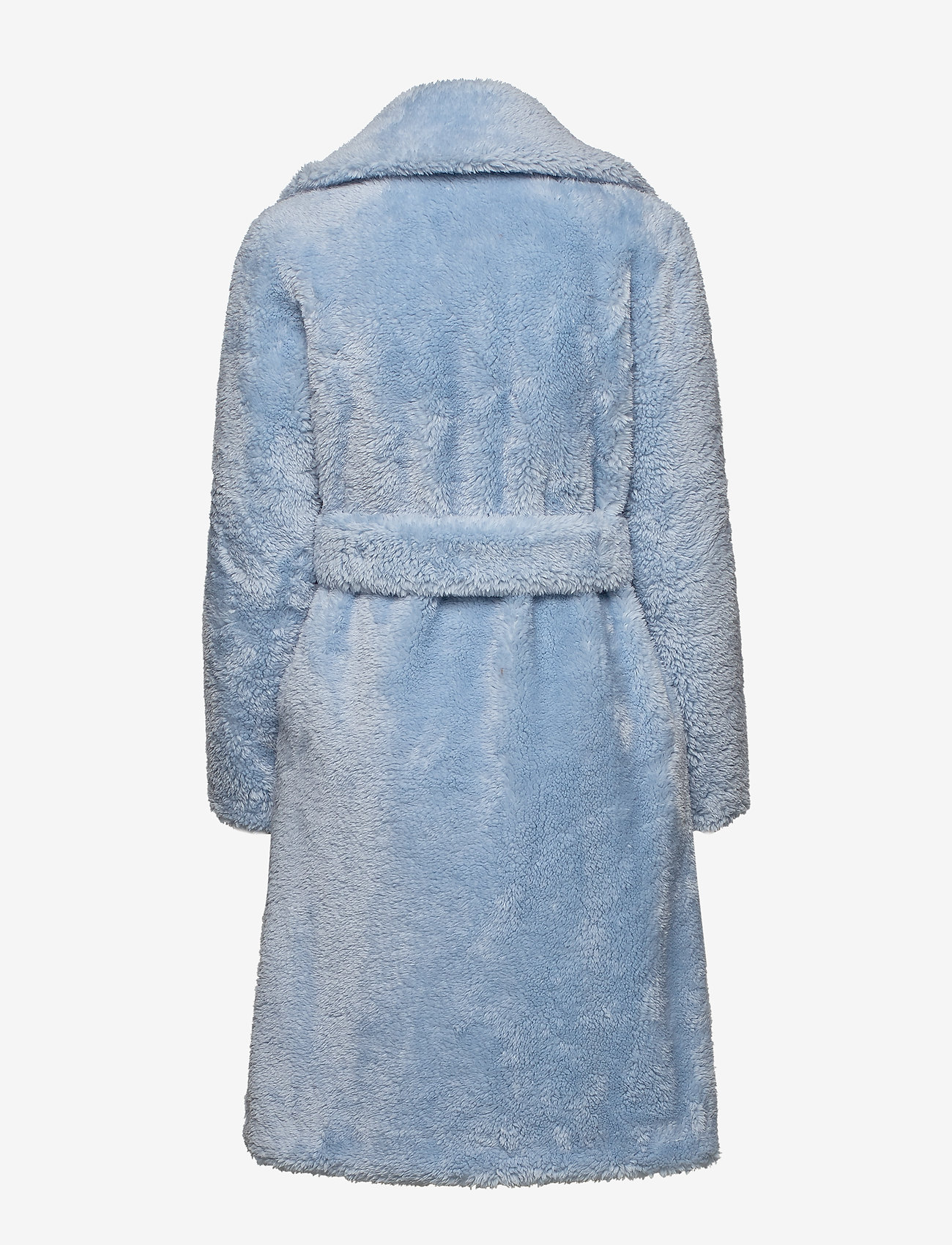 2NDDAY - 2ND Lalla - sztuczne futro - cashmere blue - 1