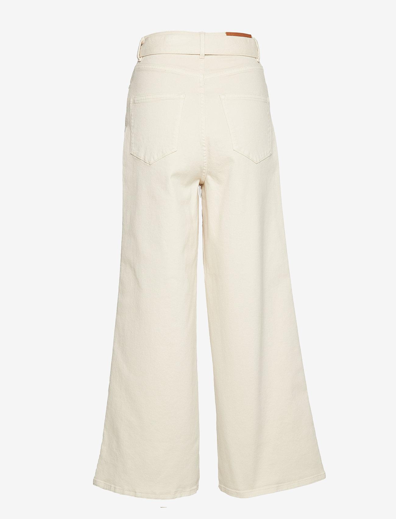 2NDDAY - 2ND Fairy - wide leg trousers - turtledove - 1