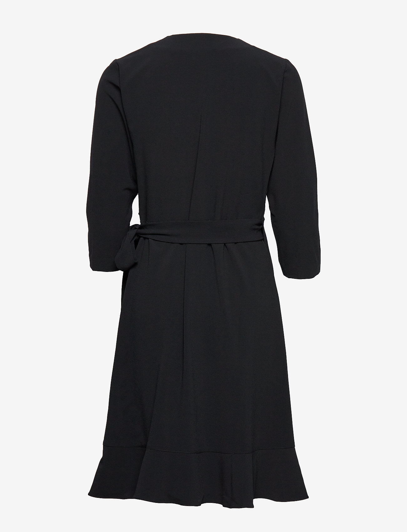 2NDDAY - 2ND Elly - robes portefeuille - black - 1