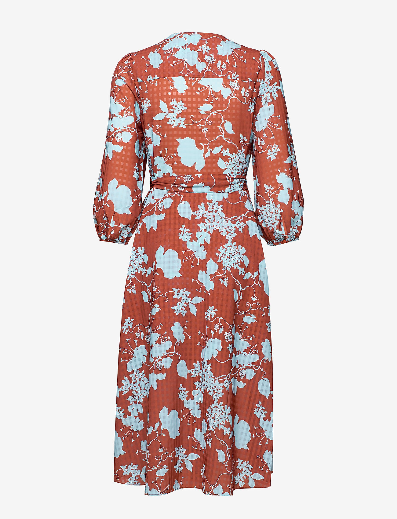 2NDDAY - 2ND Harlow Flowy - robes portefeuille - cerulean blue - 1